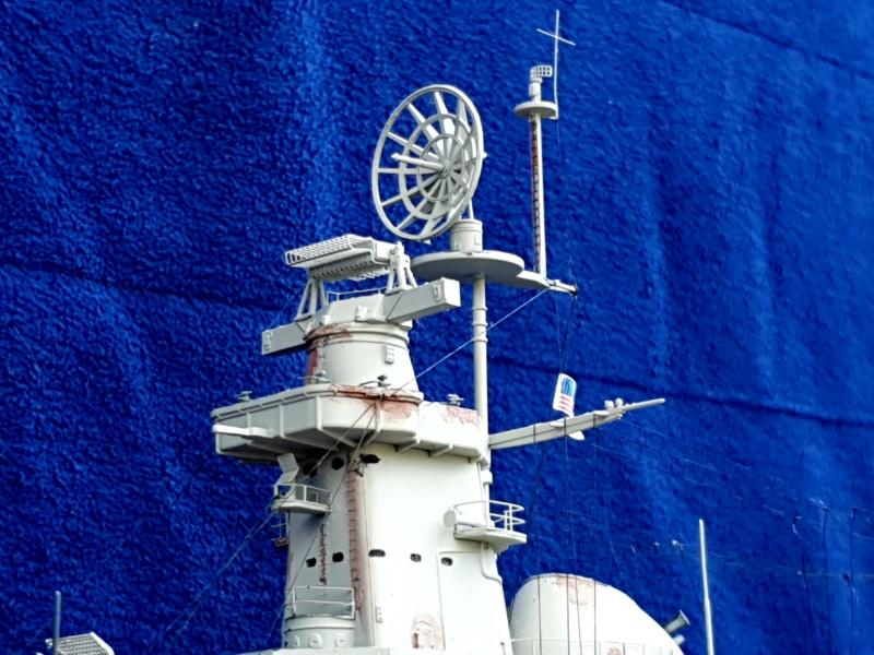 USS MISSOURI BB 63 - Trumpeter, 1/200 - Seite 4 20200616