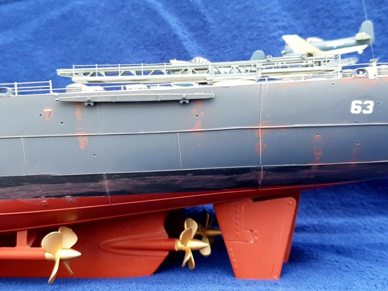 USS MISSOURI BB 63 - Trumpeter, 1/200 - Seite 4 20200617