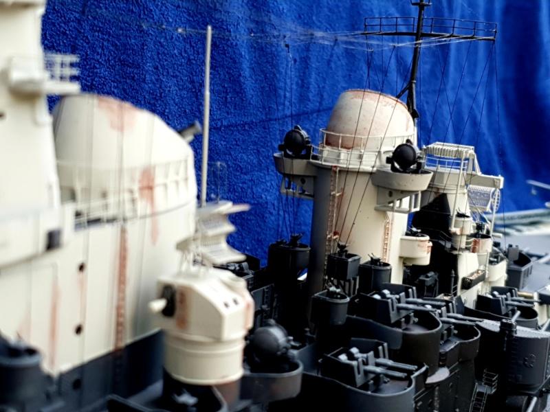 USS MISSOURI BB 63 - Trumpeter, 1/200 - Seite 4 20200618