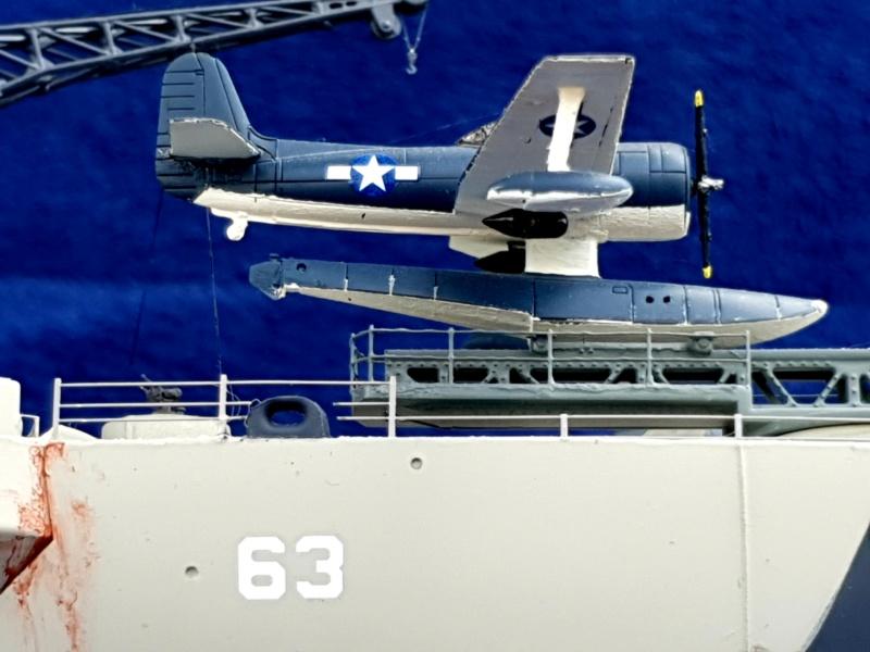 USS MISSOURI BB 63 - Trumpeter, 1/200 - Seite 4 20200619