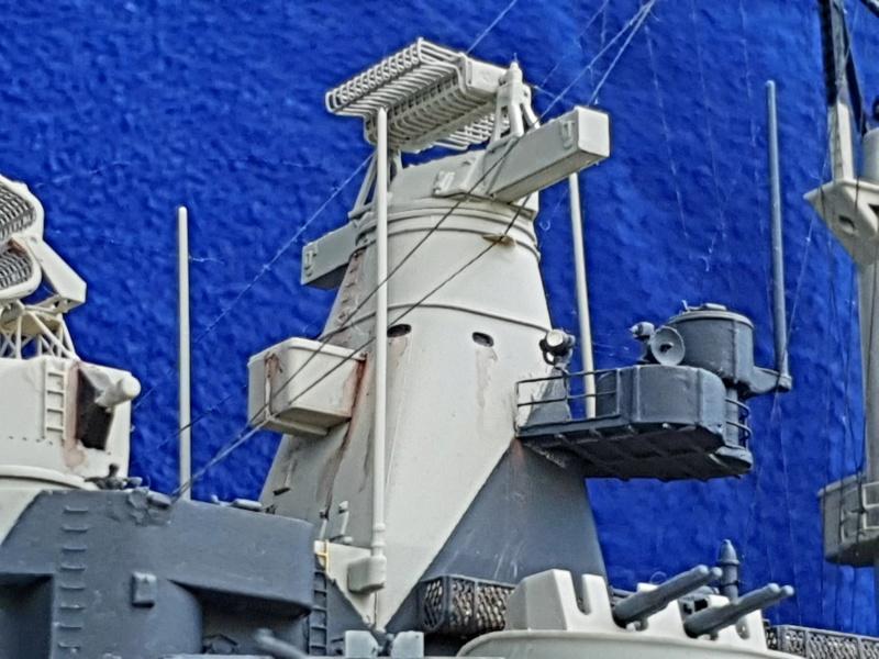 USS MISSOURI BB 63 - Trumpeter, 1/200 - Seite 4 20200620