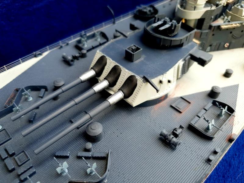 USS MISSOURI BB 63 - Trumpeter, 1/200 - Seite 4 20200624