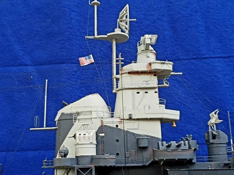 USS MISSOURI BB 63 - Trumpeter, 1/200 - Seite 4 20200626