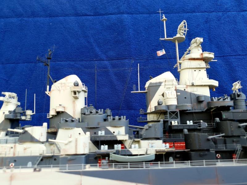 USS MISSOURI BB 63 - Trumpeter, 1/200 - Seite 4 20200627