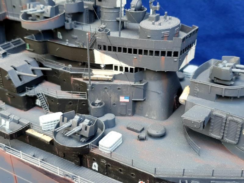 USS MISSOURI BB 63 - Trumpeter, 1/200 - Seite 4 20200629