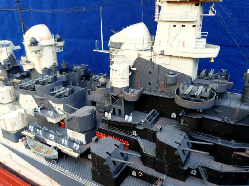 USS MISSOURI BB 63 - Trumpeter, 1/200 - Seite 4 20200630