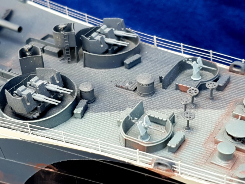 USS MISSOURI BB 63 - Trumpeter, 1/200 - Seite 4 20200631