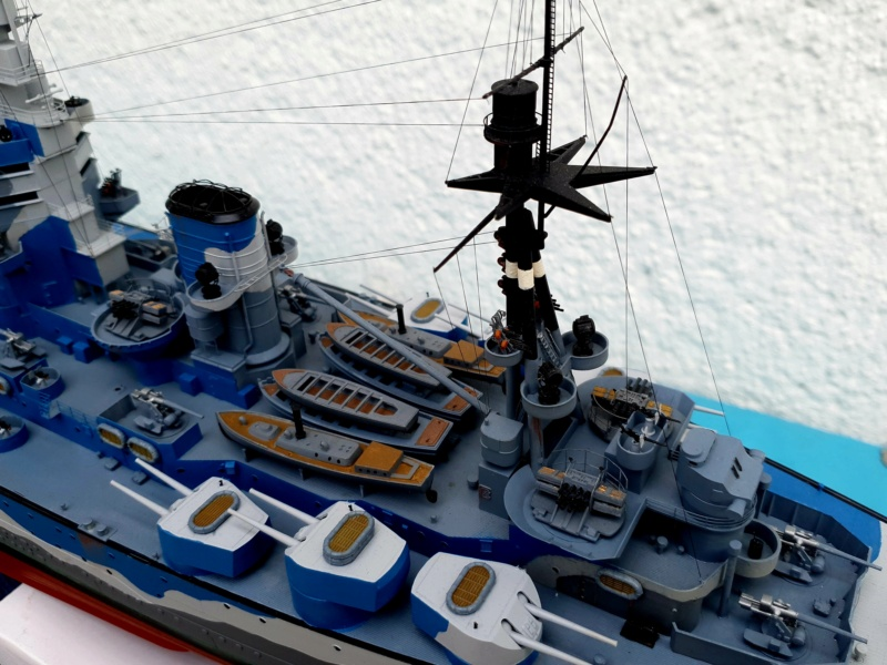 HMS RODNEY / Trumpeter, 1:200 RC - Seite 2 20200713