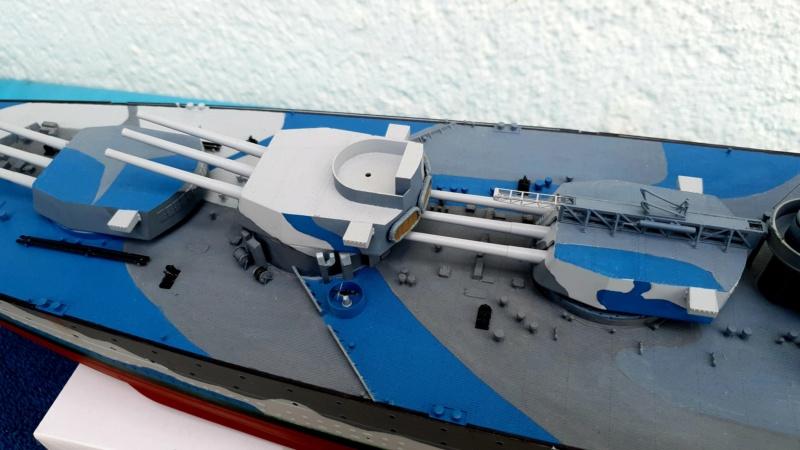 HMS RODNEY / Trumpeter, 1:200 RC - Seite 2 20200714
