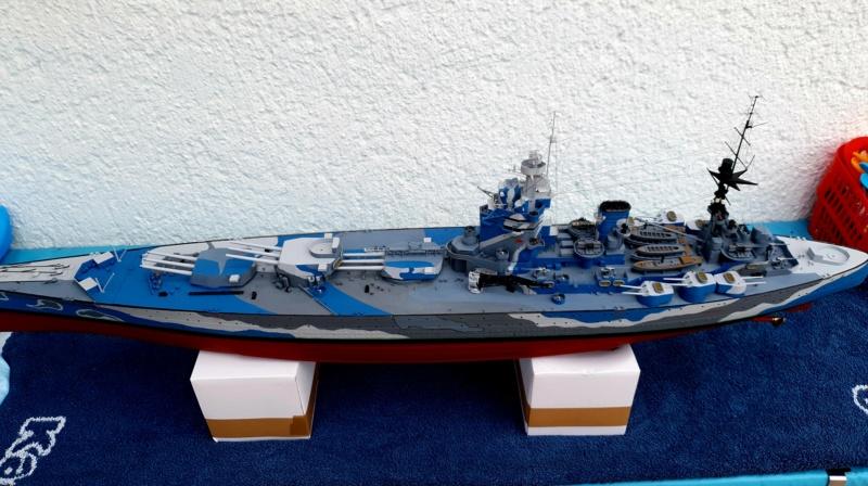 HMS RODNEY / Trumpeter, 1:200 RC - Seite 2 20200715