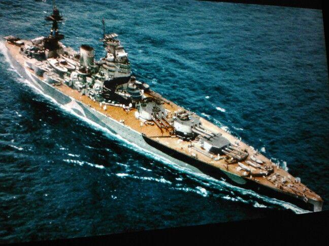 HMS RODNEY / Trumpeter, 1:200 RC 69454d10
