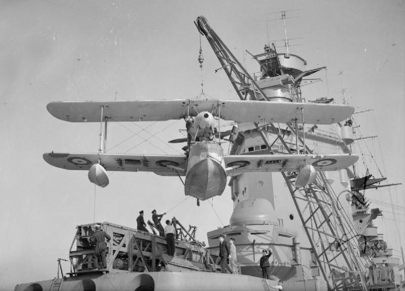 HMS RODNEY / Trumpeter, 1:200 RC F_supe10