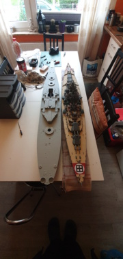 USS MISSOURI BB 63 - Thorsten's Baubericht Img-2024