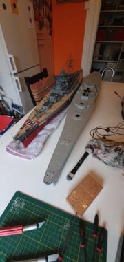 USS MISSOURI BB 63 - Thorsten's Baubericht Img-2025
