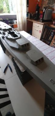 USS MISSOURI BB 63 - Thorsten's Baubericht Img-2028