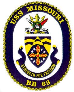 USS MISSOURI BB 63 - Thorsten's Baubericht Missou11