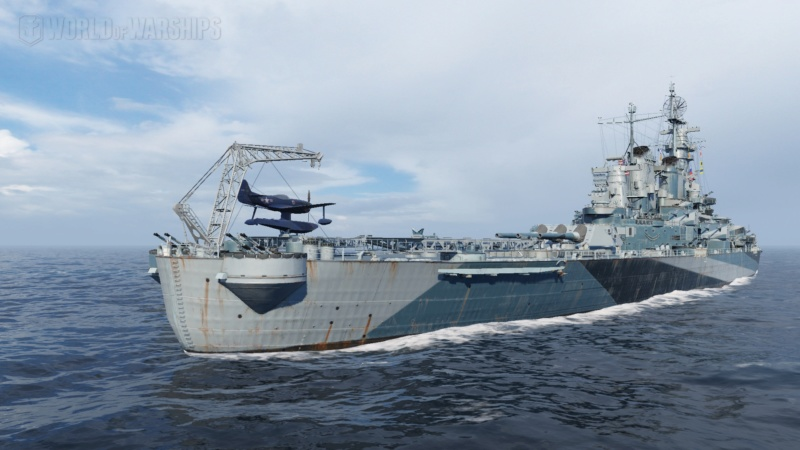 USS MISSOURI BB 63 - Thorsten's Baubericht - Seite 3 Shot-130