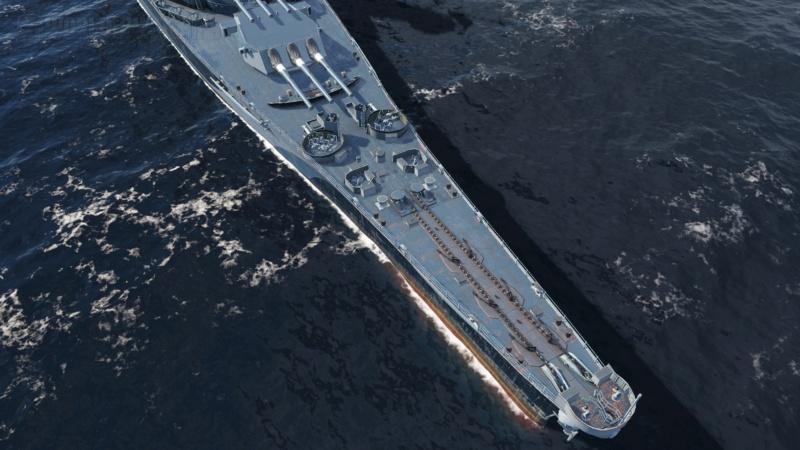 USS MISSOURI BB 63 - Thorsten's Baubericht - Seite 3 Shot-131