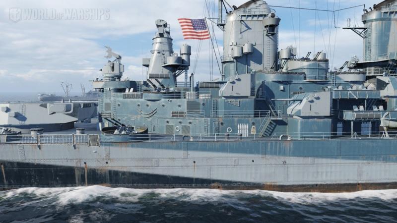 USS MISSOURI BB 63 - Thorsten's Baubericht - Seite 3 Shot-133