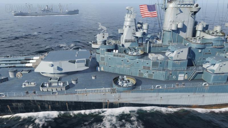 USS MISSOURI BB 63 - Thorsten's Baubericht - Seite 3 Shot-134