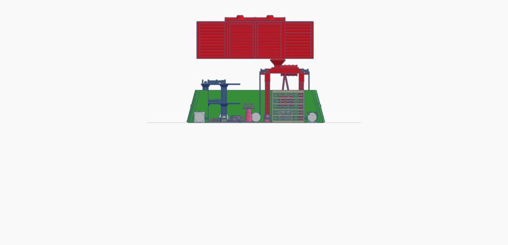 [Décors] Avant projet pour impression 3D Entrep15