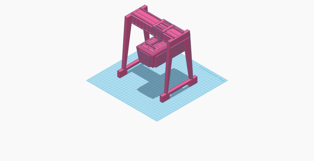 [Décors] Avant projet pour impression 3D Pont_r10
