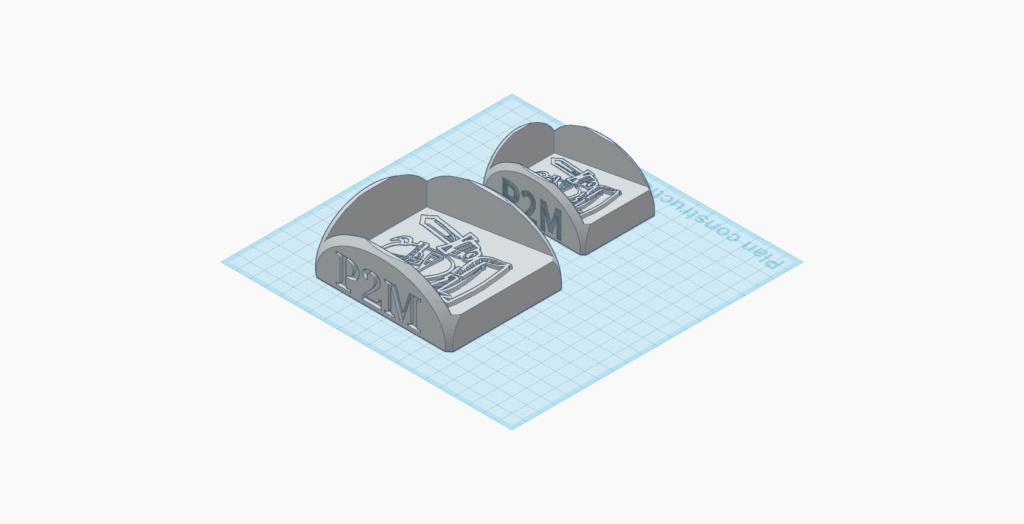 [Impression 3D] Sabot à cartes Sabot_11