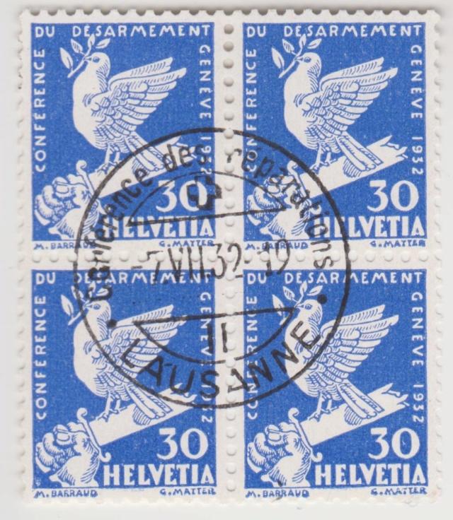 Conférence des réparations in Lausanne - 1932 Confzo11