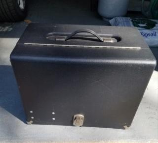 SOLD Range Box Pachmayr 5 gun $150 20190918