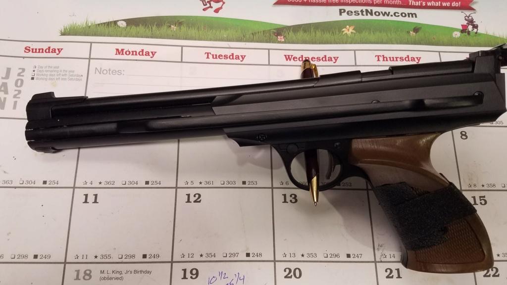 SOLD - WTS Daisy 747 air pistol  $150  20210222