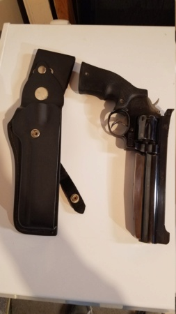 """WTS Reno PPC holster for 6""""  (SPF) 20210423"""