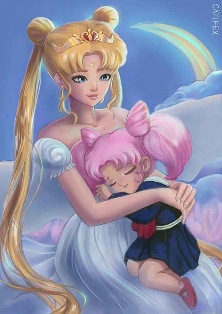 Sailor moon 20180611