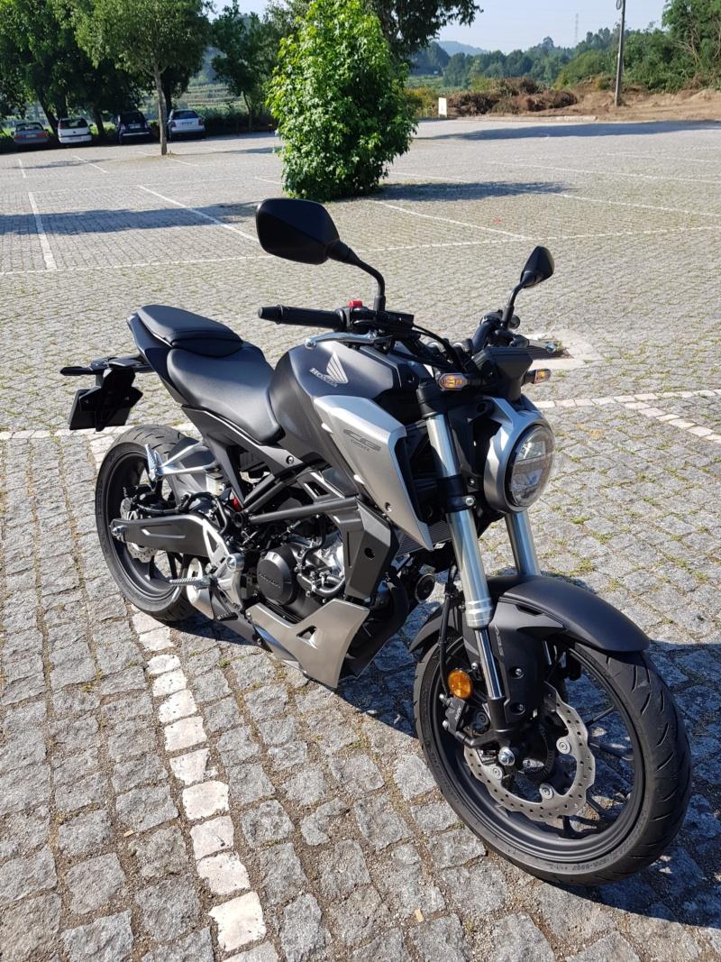 Honda CB125R 20180616