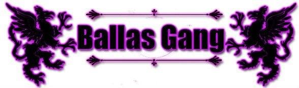 The Ballas Gang Система повышения. 555510