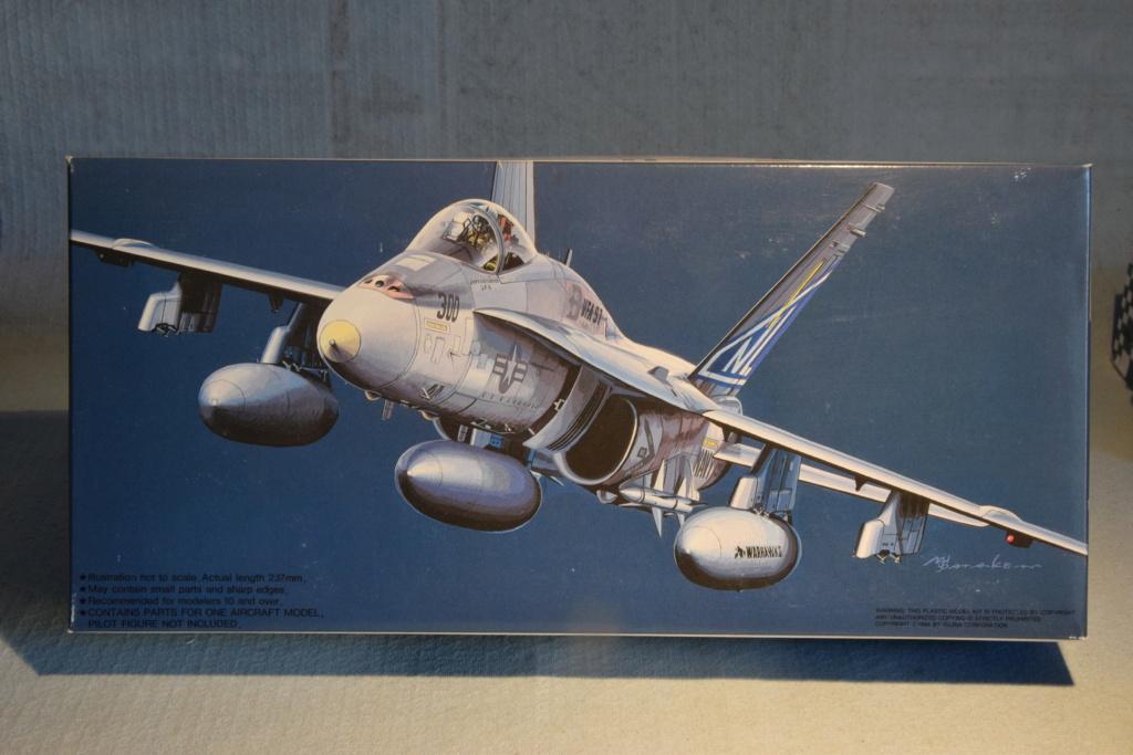"F/A-18A ""Hornet"" - Fujimi - 1/72 00112"