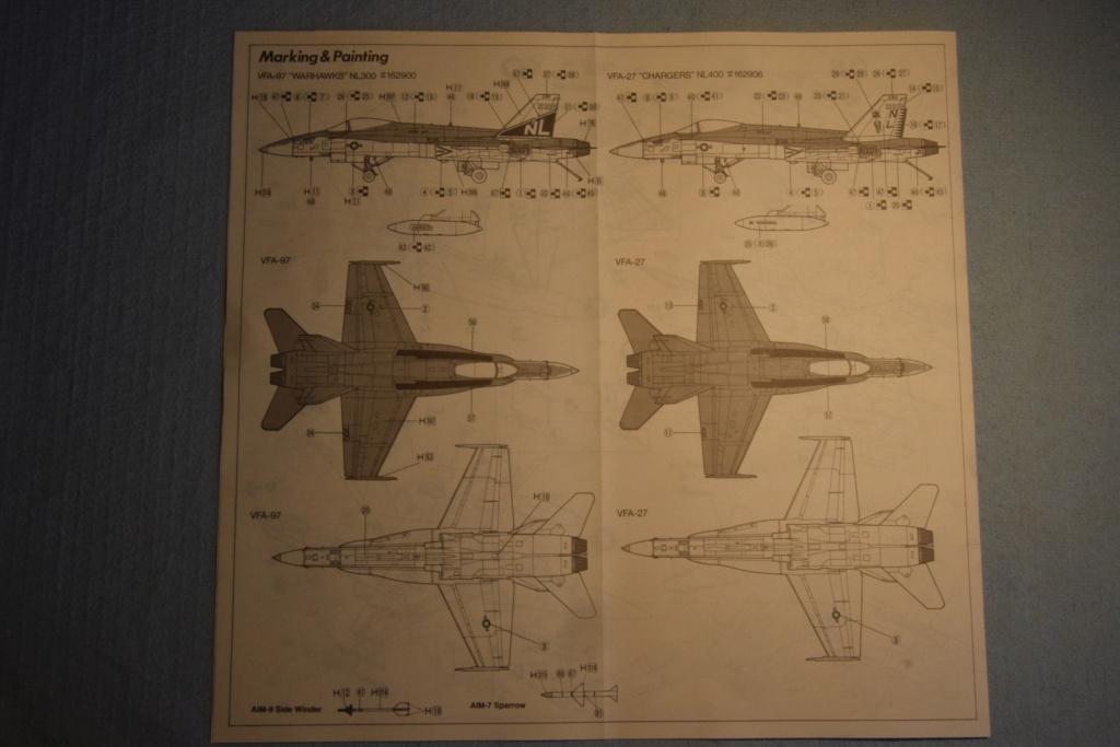 "F/A-18A ""Hornet"" - Fujimi - 1/72 01310"