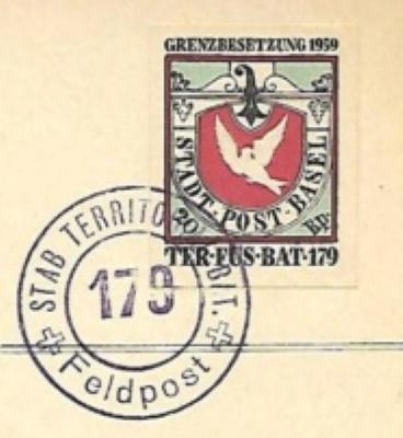 Feldpost-Militärpostkarten Ganzsache? 0110