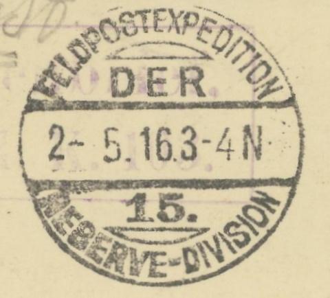 Feldpost deutscher Soldaten 02051610