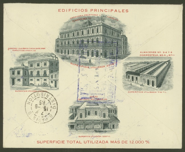 Cuba - Belege mit Briefmarken 05_10