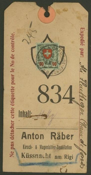 Kofferanhänger 12042813