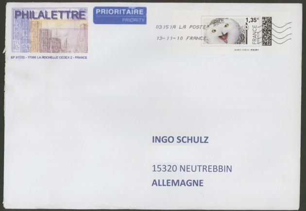 Internetmarken aus Frankreich 13111012