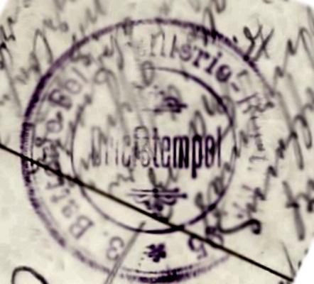 Feldpost deutscher Soldaten 16111510
