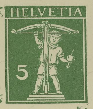 Bundesfeier-Ganzsachenpostkarten - Zumstein BuP 1910_x10