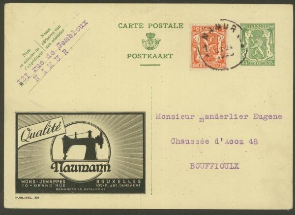 Belgien - Publibelkarten 298_6010