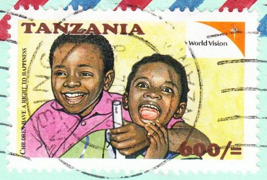 Tansania - Belege mit Briefmarken 4018_012