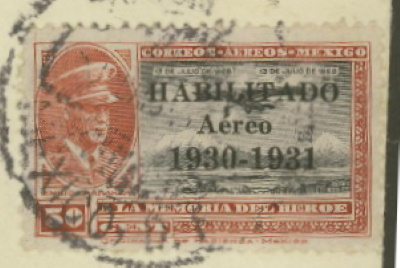 Mexiko - Briefe und Karten (ohne Ganzsachen) 638_2010