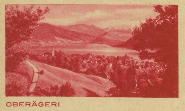 Bildpostkarten Zumstein P 128, 130 (120 verschiedene Karten) Agra_112