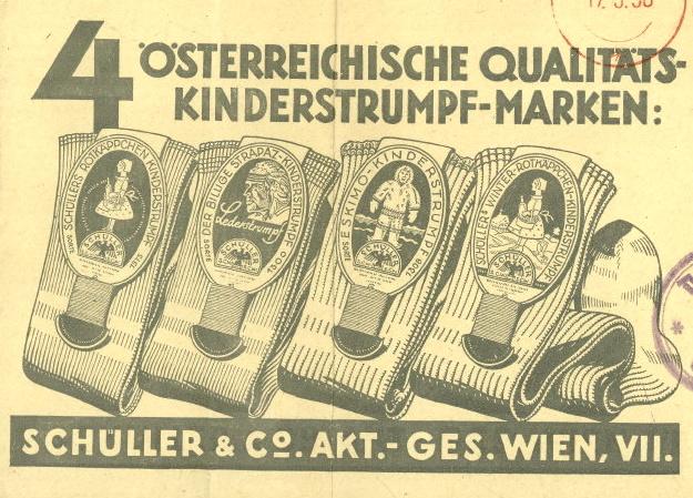 Kleidung und Wäsche, Schuhe und Hüte - Rohmaterial. Herstellung, Bestand und Vertrieb At_kin11