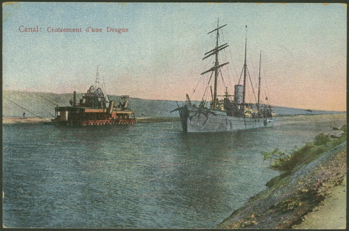 Thema Suezkanal - Seite 3 Bagger12