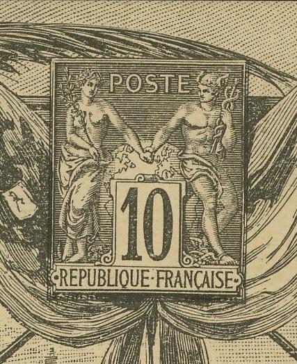 Frankreich - Privatganzsachen G_19_211